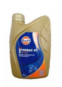 Gulf Syntrac 4T 5W40 1L