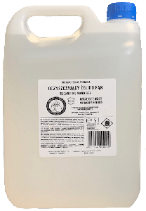 DCQ Alcohol  CLEANING HAND GEL 5L