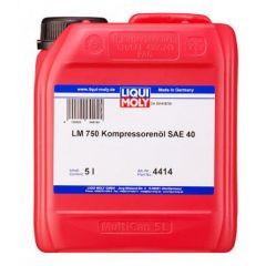 LiQui Moly LM 750 COMPRESSOROLIE SAE 40 5L