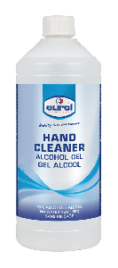 Eurol Hand Cleaner Alcohol Gel 1L Refill
