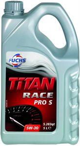 Fuchs Titan Race Pro S 5W-30 4x5L