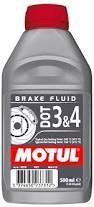 Motul Brake Fluid Dot 3 & 4