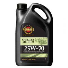 Penrite Shelsley medium 25W70 5L