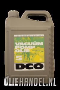 Vacuumpomp OIL 5L