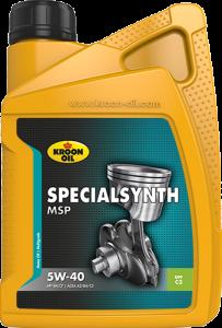 Specialsynth MSP 5W40 1L