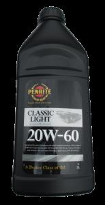 Penrite Classic light 20W60 1L