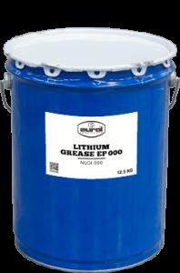 Lithium grease EP 000 12.5KG