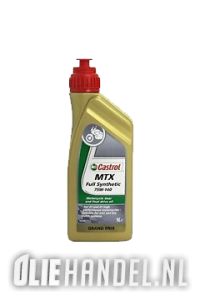 Castrol MTX Full Synthetic 75W140 1L