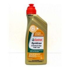 Syntrax Limited Slip 75W140 1L