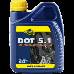 Putoline Brakefluid DOT 5.1 500ML