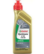 Castrol Syntrans V FE 75W80 1L