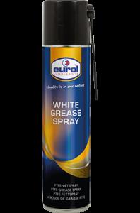 Eurol White grease spray with PTFE (400 ml.) 1stuk