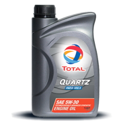 Quartz INEO MC3 5W30 1L