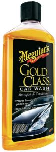 Gold Class Car Wash Shampoo & Conditioner 473ml