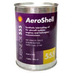 AeroShell Turbine Oil 555