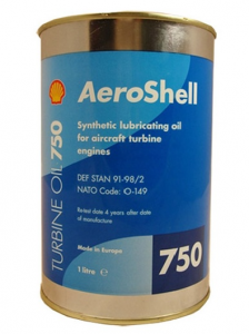 AeroShell Turbine Oil 750