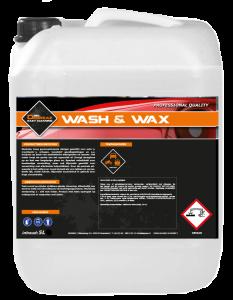 Wash & Wax 5L
