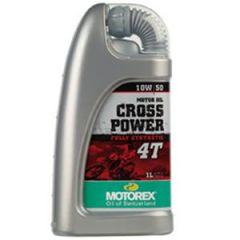 Motorex Cross Power 4T 10W50 1L