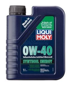 LiQui Moly Synthoil Energy 0W40 1L