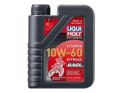 LiQui Moly Motorbike 4T Synth 10W60 Offroad 1L