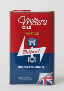 Vintage Millerol 30 1L