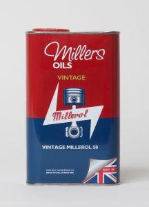Vintage Millerol 50 1L
