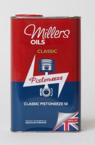 Classic Pistoneeze 50 1L