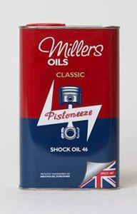 Millers Classic Shock Oil 46 1L