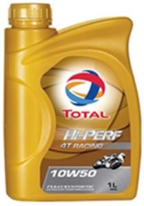 TOTAL HI-Perf 4T Racing 10W50