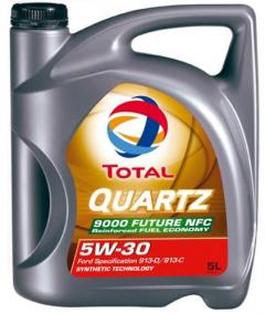 TOTAL Quartz 9000 Futura EcoB 5W-20