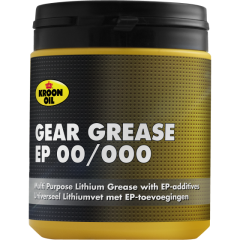 Gear Grease EP 00/000 600GR