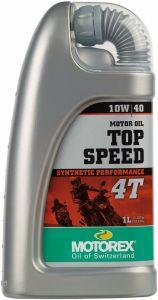 Motorex Top Speed 4T 10W40 1L