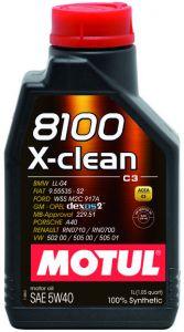 8100 X-clean 5W40 1L
