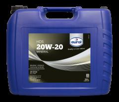 Eurol HDS 20W20