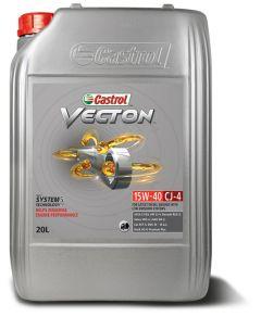Castrol Vecton 15W40 CK-4 E9 20L