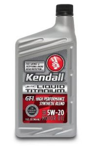Kendall GT-1 5W20 1L